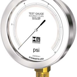 316 Stainless Steel Non-fillable Test Gauge